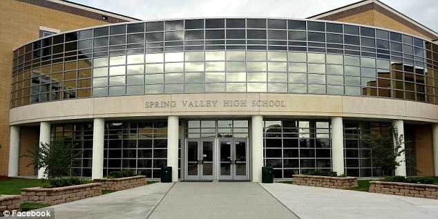 Arrested For Disrupting School: Is your school Spring Valley High?