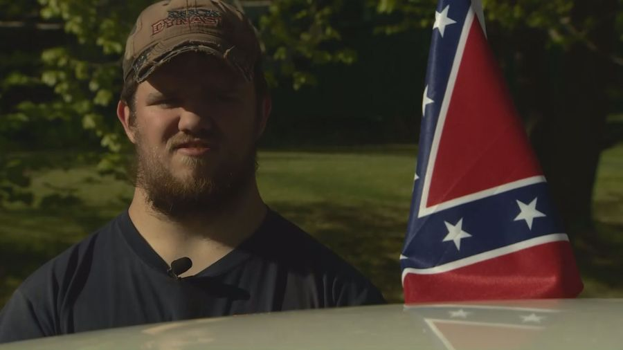 Choosing Our Humanity: Cody Nelson and the ConfederateFlag
