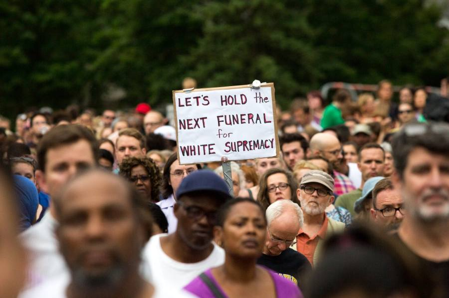 Today a Terrorist Was Set Free: Philando Castile, Whiteness andTerrorism
