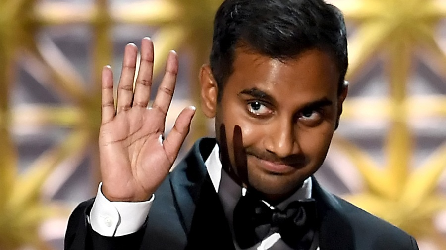 Aziz Ansari and the Silence of Straight, Cis Men