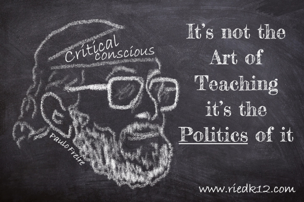 The Politics of Teaching