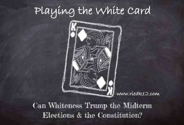 Playing the White Card